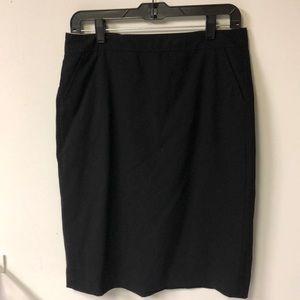 Banana republic pencil skirt size 4